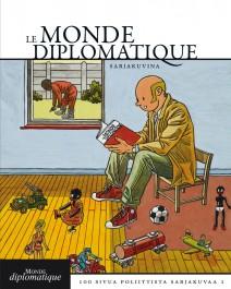 Le Monde Diplomatique sarjakuvina