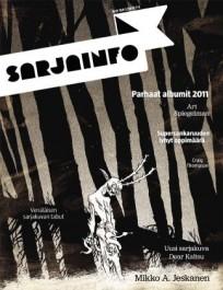 Sarjainfo #154 (1/2012)