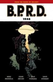 B.P.R.D. [16] - 1948