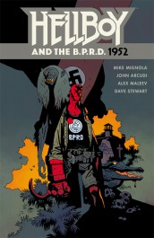 Hellboy and the B.P.R.D - 1952
