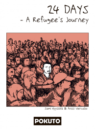 24 Days - A Refugee's Journey