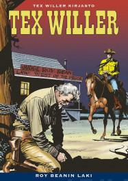 Tex Willer Kirjasto 53 - Roy Beanin laki
