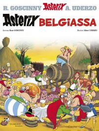 Asterix 24 - Asterix Belgiassa