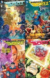 Justice League 3001 #1-4
