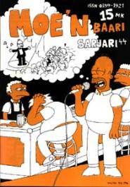 Sarjari 44 - Moe'n baari (Karaoke)