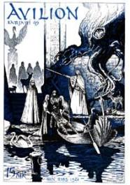 Sarjari 45 - Avilion (Miekka ja magia)