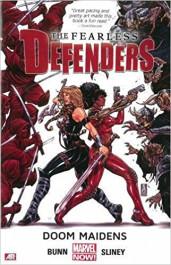 Fearless Defenders 1 - Doom Maidens (K)
