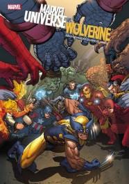 Marvel Universe vs. Wolverine (K)