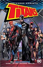 Titans 2 - Made in Manhattan (K)