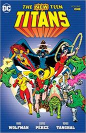 The New Teen Titans 1 (K)
