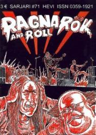Sarjari 71 - Ragnarök and Röll (Hevi)
