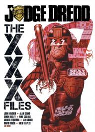 Judge Dredd - The XXX Files