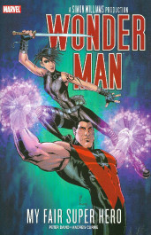 Wonder Man - My Fair Super Hero (K)