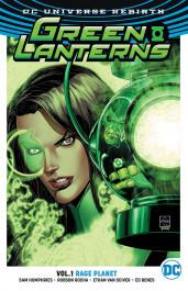 Green Lanterns 1 - Rage Planet (K)