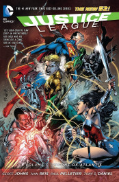 Justice League 3 - Throne of Atlantis (K)