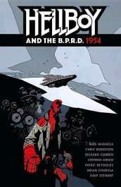 Hellboy and the B.P.R.D - 1954