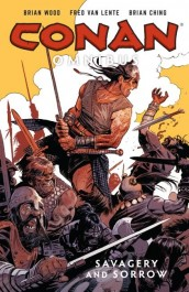 Conan Omnibus 6 - Savagery and Sorrow