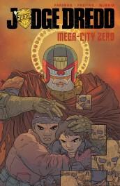 Judge Dredd - Mega-City Zero 3