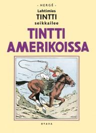Lehtimies Tintti seikkailee - Tintti Amerikoissa