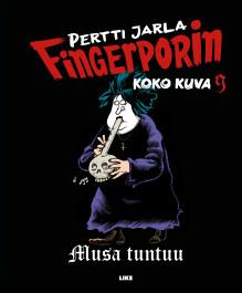 Fingerporin koko kuva 9 - Musa tuntuu (ENNAKKOTILAUS)