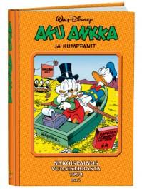 Aku Ankka ja kumppanit näköispainos 1954, osa 2