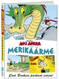 Carl Barksin parhaat sarjat - Aku Ankka: Merikäärme