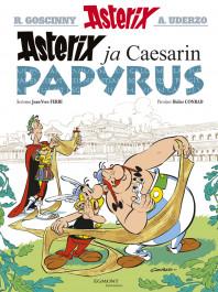 Asterix 36 - Asterix ja Caesarin papyrus (kovak.)