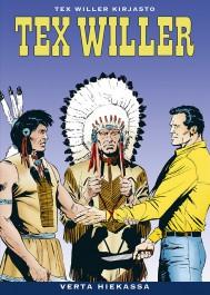 Tex Willer Kirjasto 33 - Verta hiekassa