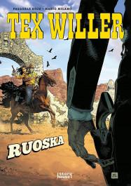 Tex Willer värialbumi 1 - Ruoska