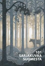 101 sarjakuvaa Suomesta