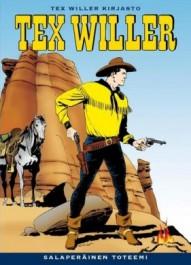 Tex Willer Kirjasto 1 - Salaperäinen toteemi