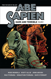 Abe Sapien - Dark and Terrible 1