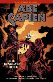 Abe Sapien 8 - The Desolate Shore
