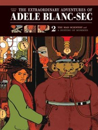 The Extraordinary Adventures of Adele Blanc-Sec 2