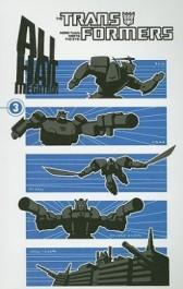The Transformers - All Hail Megatron 3