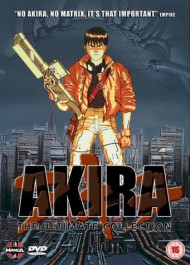 Akira - The Ultimate Collection (2DVD) (K)