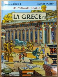 Les Voyages d'Alix - La Grèce 1 (K)