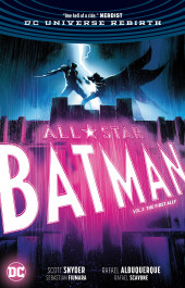 All-Star Batman 3 - The First Ally