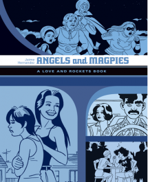 Love and Rockets - Angels and Magpies