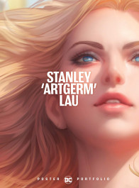 DC Poster Portfolio - Stanley 'Artgerm' Lau
