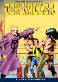 Tex Willer Kirjasto 18 - Vindexin armoilla