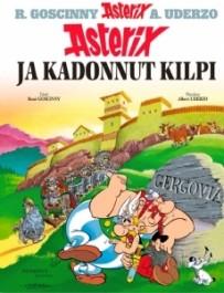 Asterix 11 - Asterix ja kadonnut kilpi (kovak.)