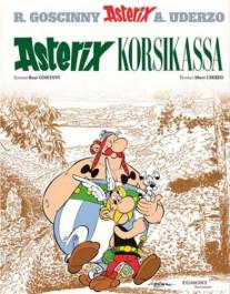 Asterix 20 - Asterix Korsikassa (kovak.)