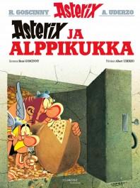 Asterix 16 - Asterix ja alppikukka