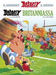 Asterix 8 - Asterix Britanniassa