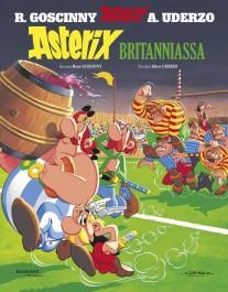 Asterix 8 - Asterix Britanniassa (kovak.)