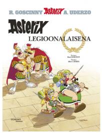 Asterix 10 - Asterix legioonalaisena