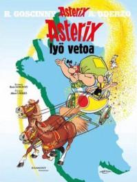 Asterix 5 - Asterix lyö vetoa (kovak.)