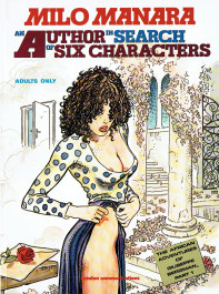 An Author in Search of Six Characters (K)