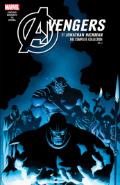 Avengers by Jonathan Hickman - The Complete Collection 3